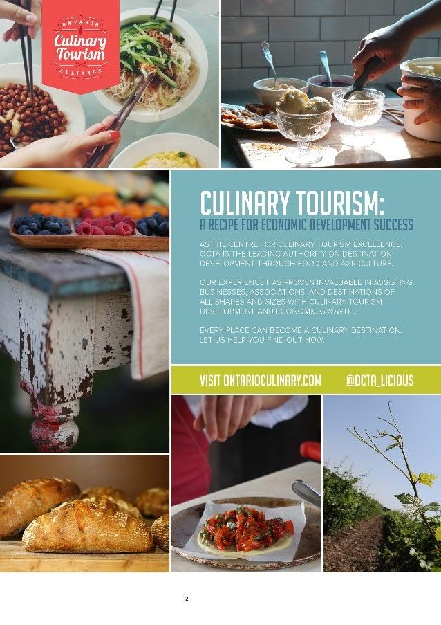Skift + OCTA: The Rise of Food Tourism Slide 2