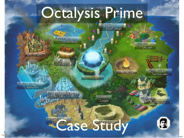 http://yukaichou.com/books Octalysis Prime Case Study