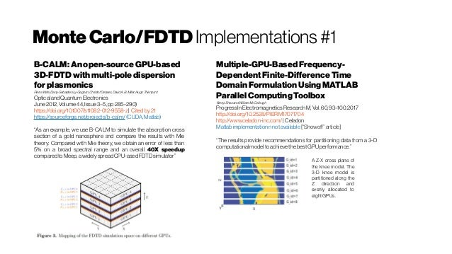 OCT Monte Carlo & Deep Learning