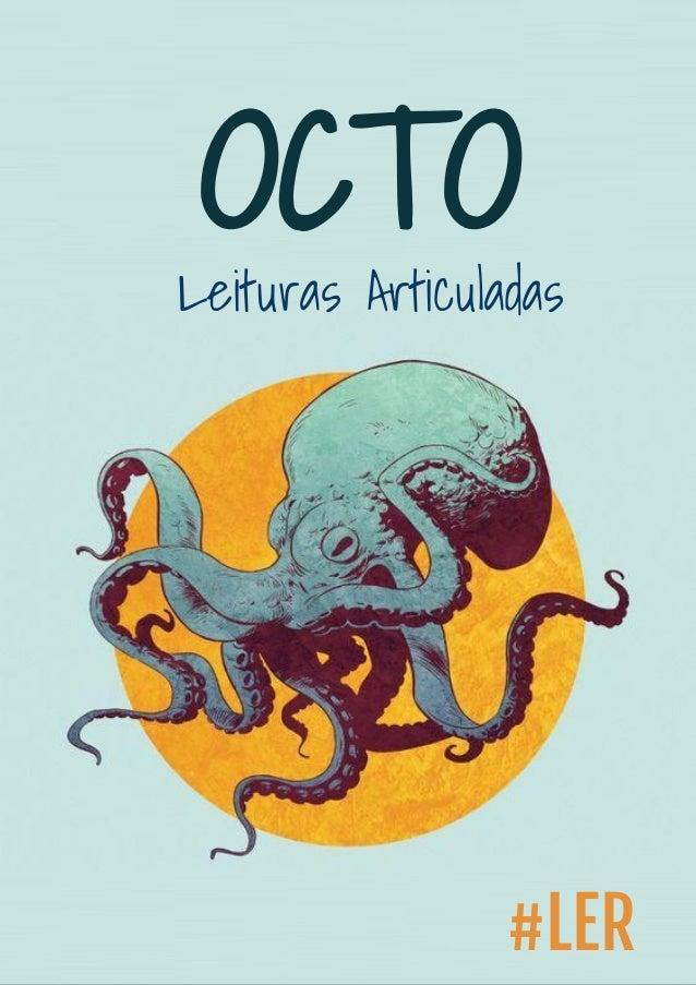 #LER OCTO Leituras Articuladas