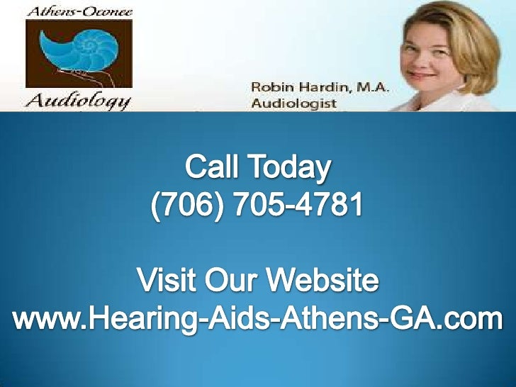 Call Today<br />(706) 705-4781<br />Visit Our Website<br />www.Hearing-Aids-Athens-GA.com<br />
