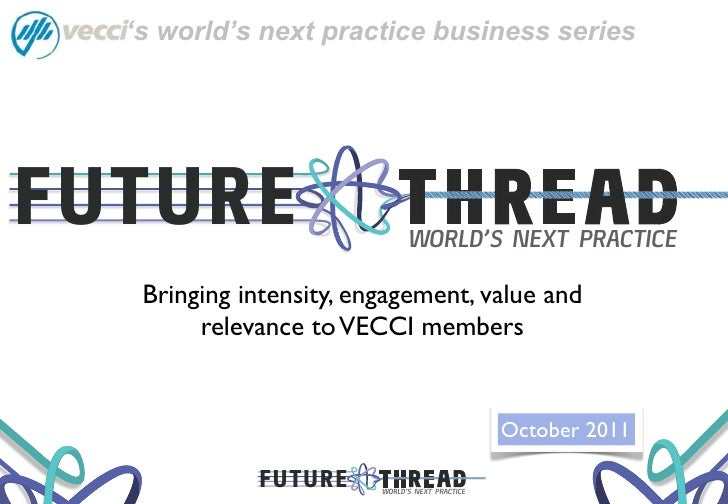 's world's next practice business seriesFUTURE                         WORLD'S NEXT PRACTICE   Bringing intensity, engagem...