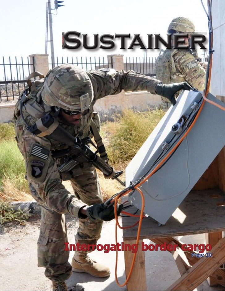 October2012    Sustainer    Published in the interest of Joint Sustainment Command - Afghanistan Soldiers and their Famili...