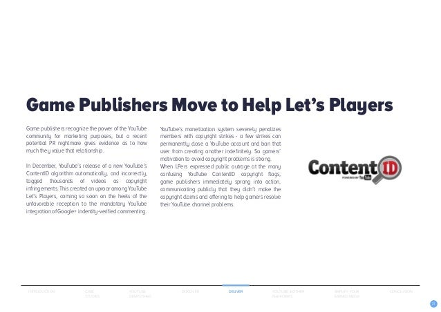 21 Game publishers recognize the power of the YouTube community for marketing purposes, but a recent potential PR nightmar...