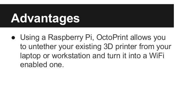 Octo print presentation