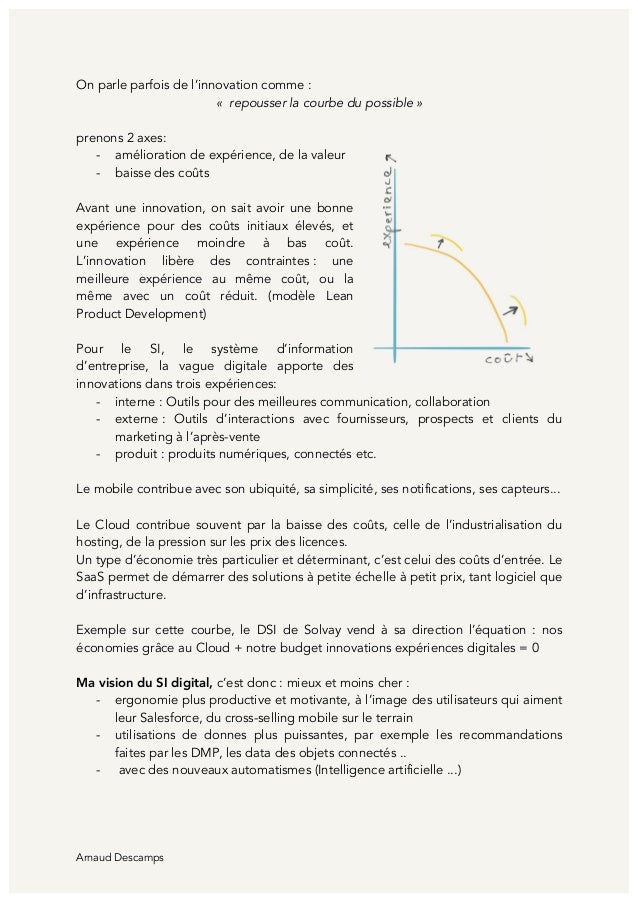 SI et Digital. Dissertation. Slide 2