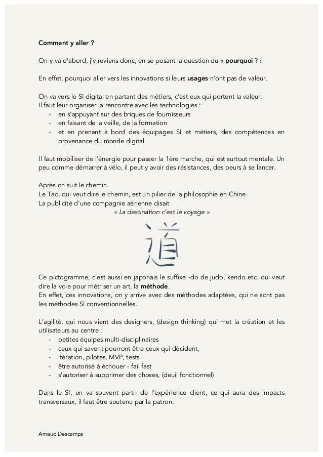 SI et Digital. Dissertation. Slide 3