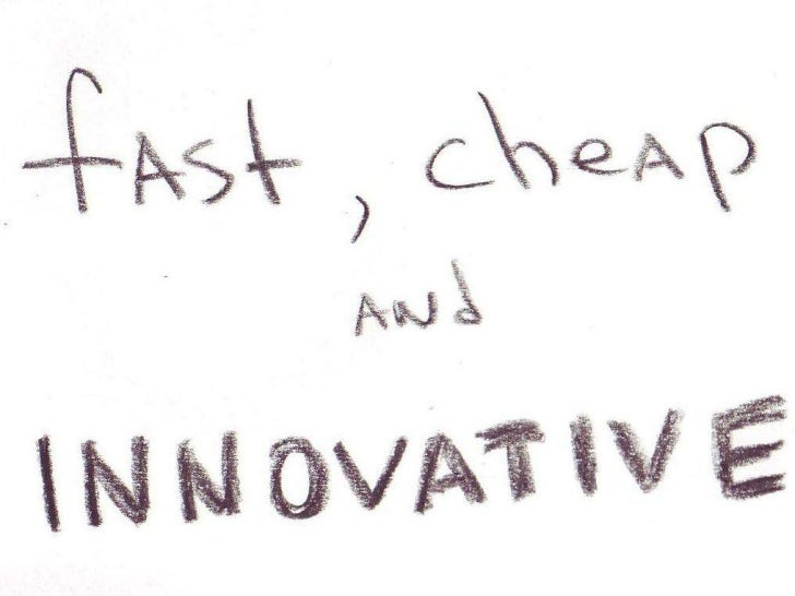 Fast, cheap and innovative - OCTO World 2010