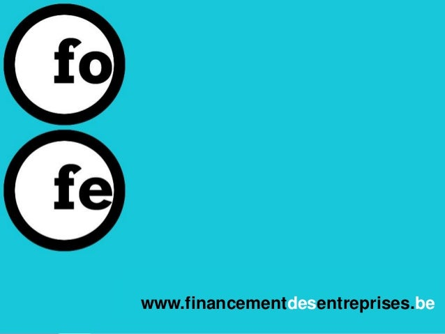 www.financementdesentreprises.be