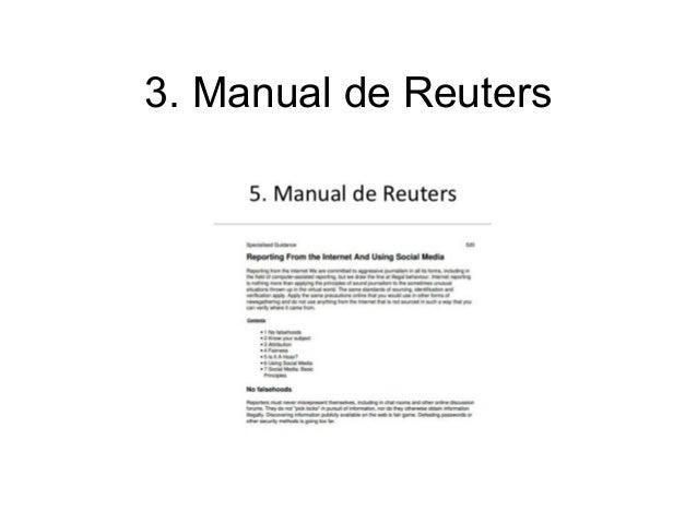 3. Manual de Reuters