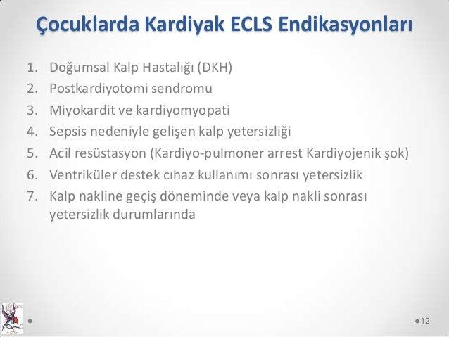 Ekstrakorporeal ventriküler: normaldir 11