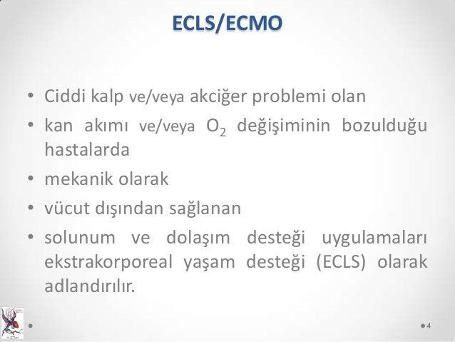 Ekstrakorporeal ventriküler: normaldir 13