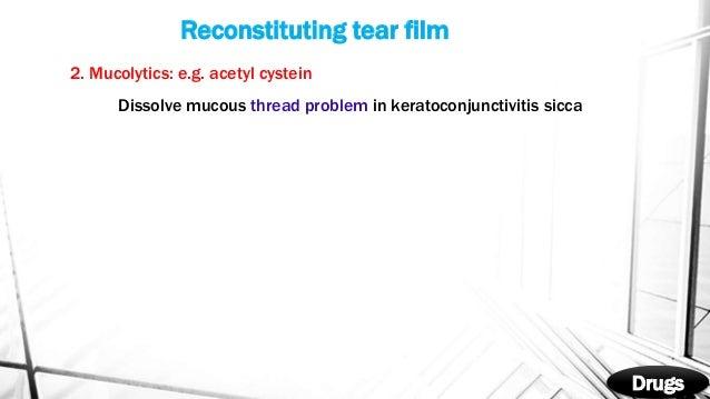 ocular pharmacology