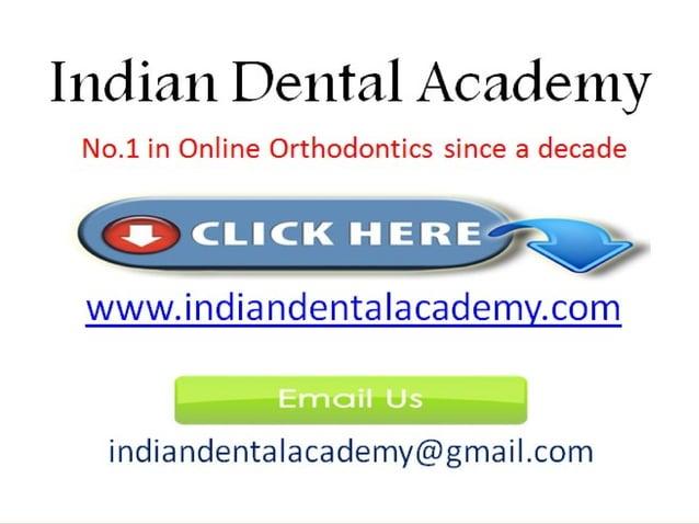 www.indiandentalacademy.comwww.indiandentalacademy.com