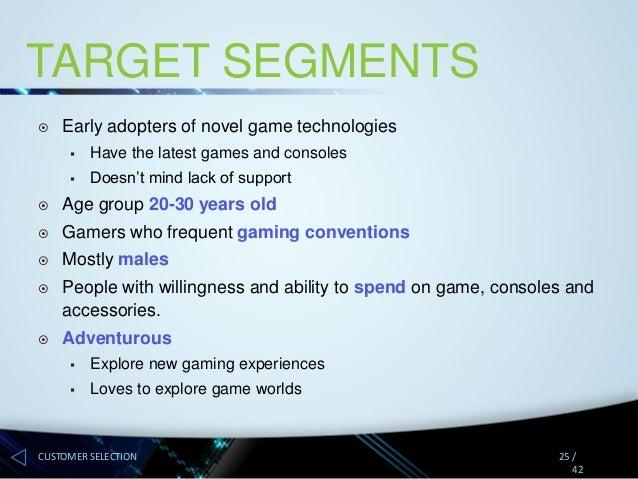 Sony Segmentation