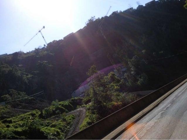 Ocupação antrópica cidade do funchal - deslizamento de vertente-11ºbg Slide 3