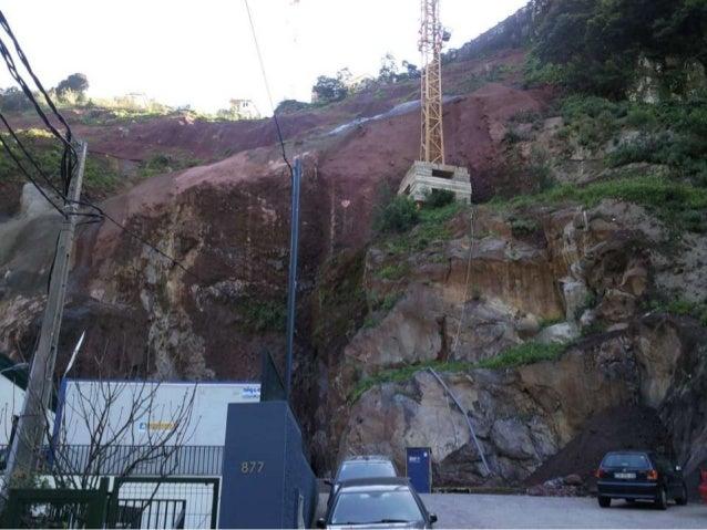 Ocupação antrópica cidade do funchal - deslizamento de vertente-11ºbg