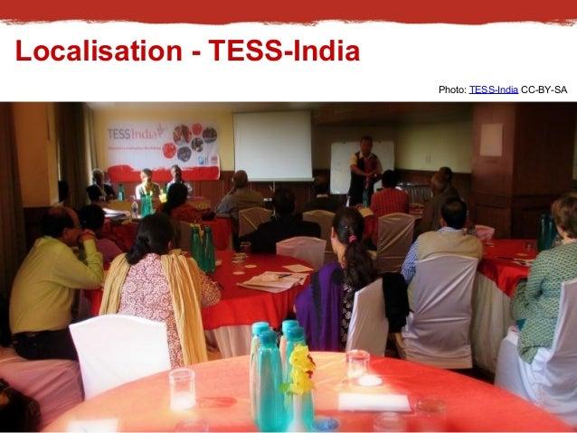 Localisation - TESS-India  Photo: TESS-India CC-BY-SA
