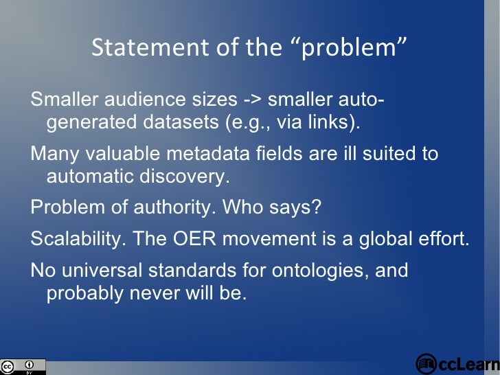 OCWC Global 2009   Solving The OER Discovery Problem   The DiscoverEd Prototype Slide 2