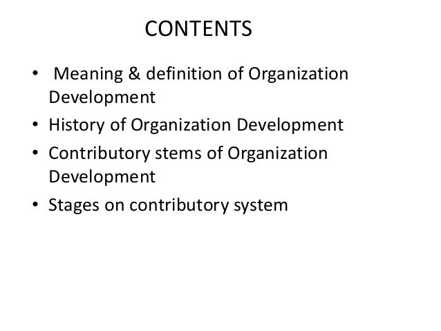contributory definition