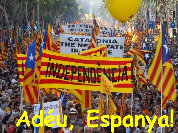 <br />Adéu, Espanya! <br />