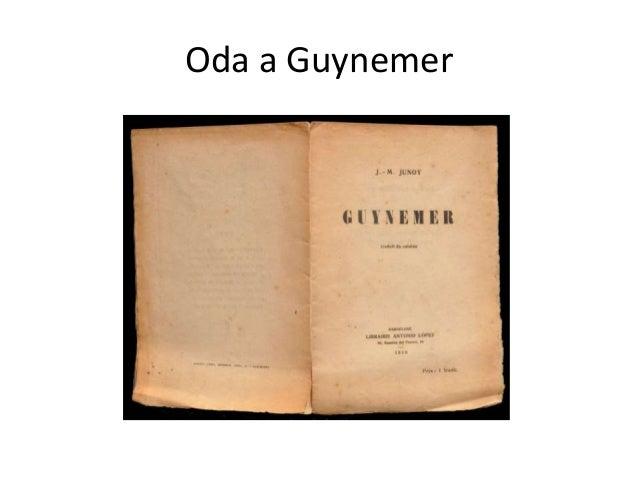 Oda a Guynemer Slide 2