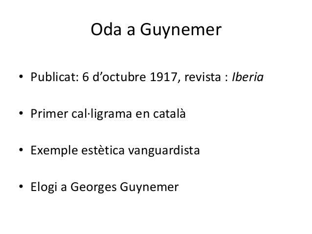 Oda a Guynemer Slide 3