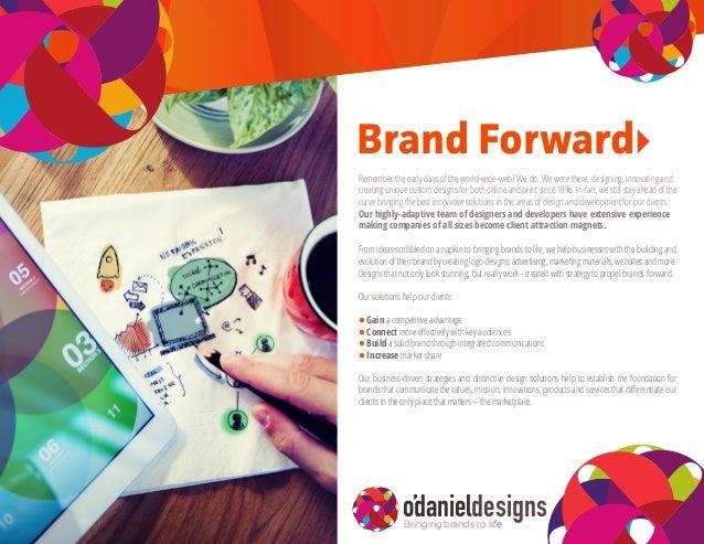 O\'Daniel Designs - About Us | Branding. Marketing. Web. Interactive