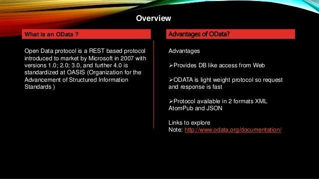 Advantages Of Cds Views