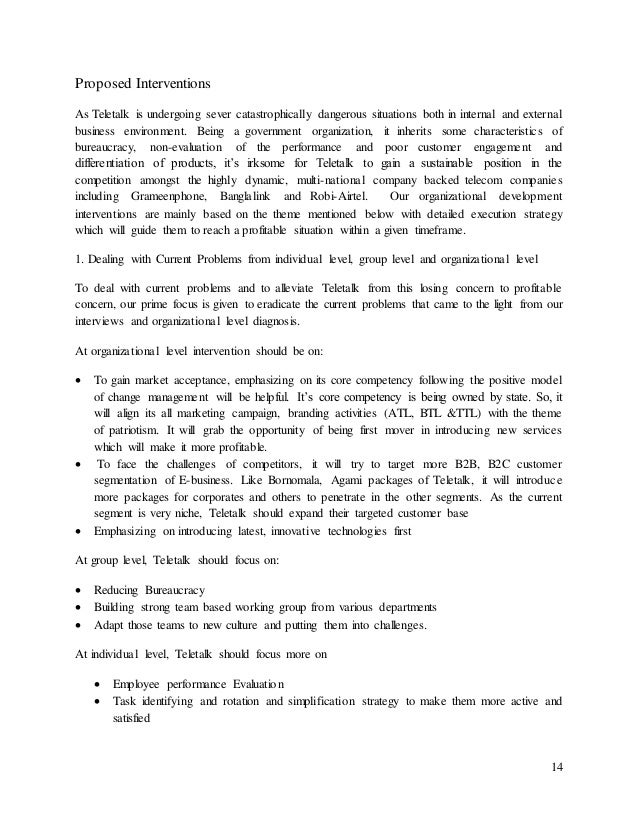 Scope for Re engineering & Renovation: A Study on Teletalk