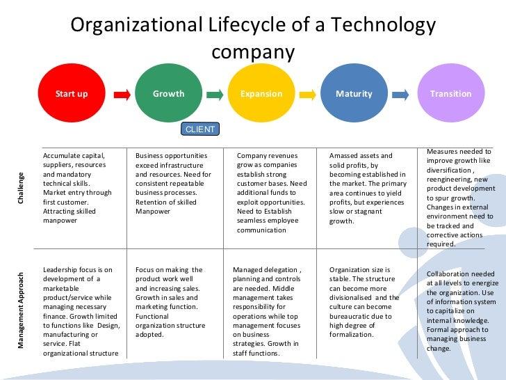 Organization Design - A Case Study