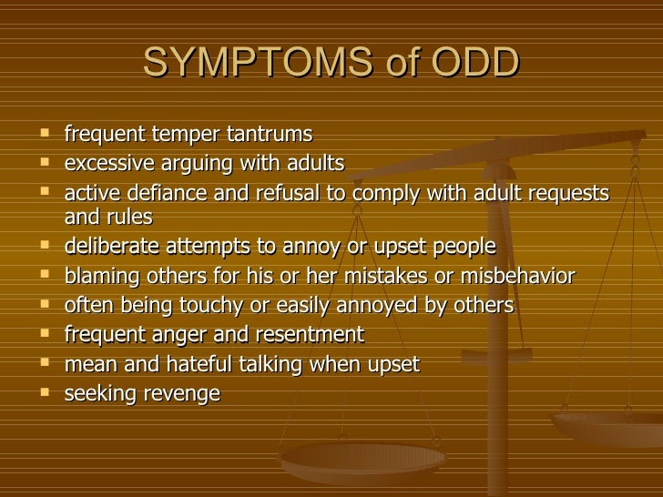Do adults have odd