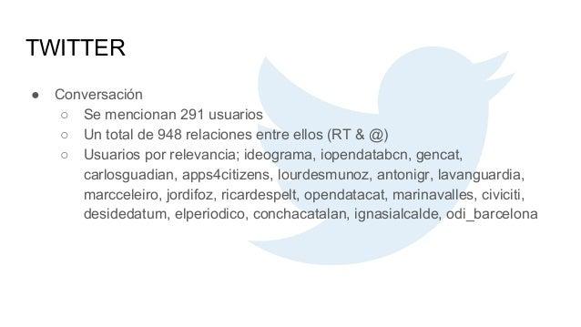 Informe de evaluación #ODDCAT (Open Data Day Cataluña) Slide 3