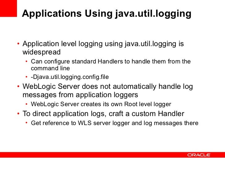 Top 10 Productivity Tools For Java Developers On Oracle Weblogic Serv