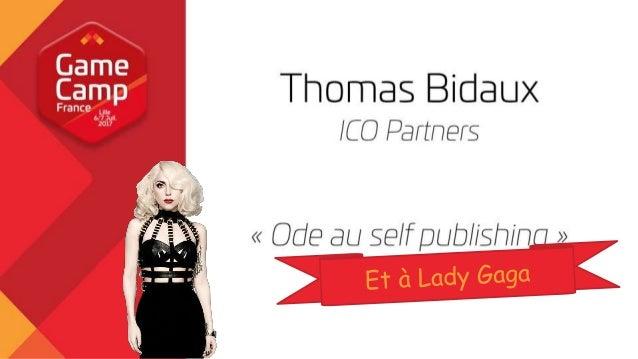 @icotom Online Games Consulting & Services T H O M A S B I D A U X Chez un éditeur : France Telecom NCsoft En tant que con...