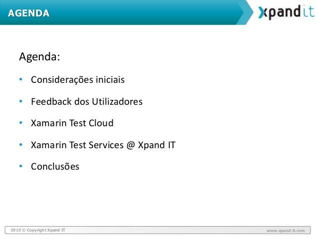 O Desafio da Qualidade no Desenvolvimento Mobile Slide 2
