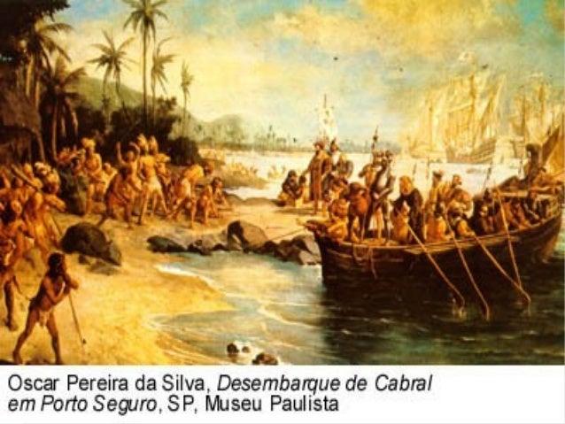 O achamento do Brasil e os interesses portugueses