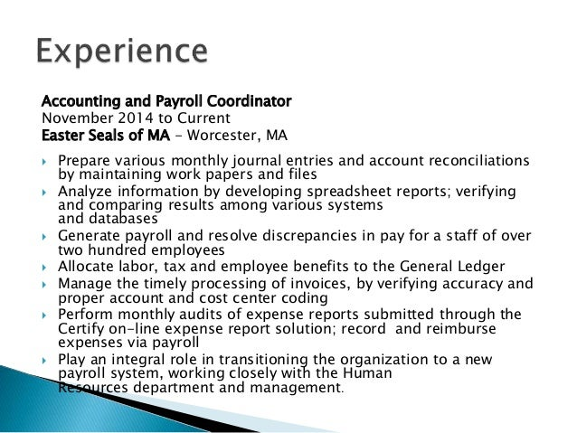 Accounting Resume Accountant Resume Actuary Resume Exampl