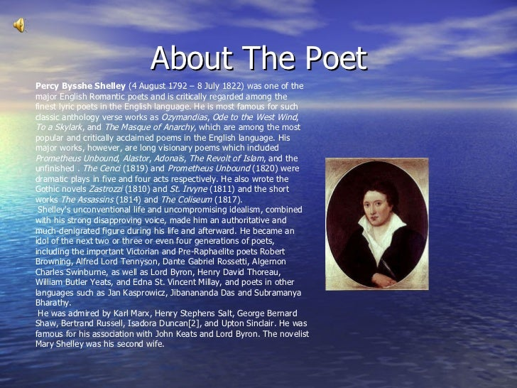 ode to the west wind thesis statement The ode to the west wind is one of the most popular assignments among students' documents if you are stuck with writing or missing ideas, scroll down and find inspiration in the best samples.
