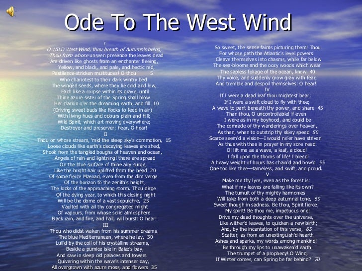 paraphrase of do you fear the wind