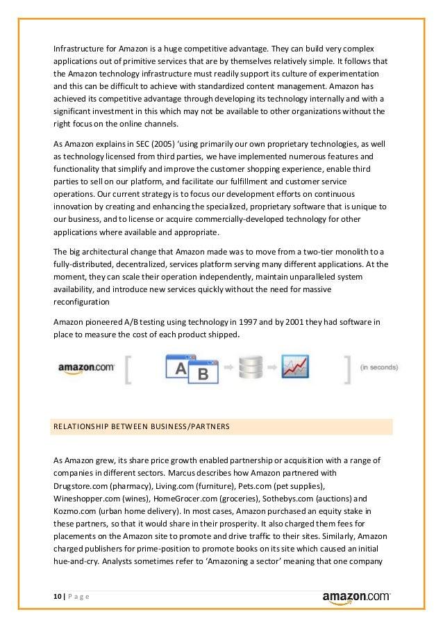 Amazoncom Company Analysis OD HRM