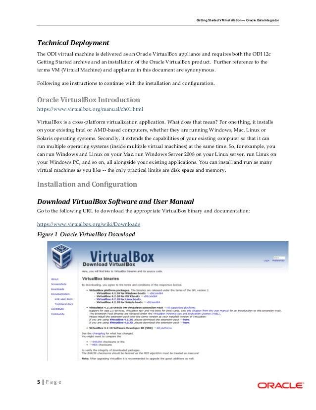 Odi 12c-getstart-vm-install-guide-2401840