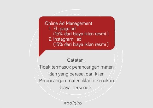Online Event Management 1. Paket event 1 : 10 jt 2. Paket event 2 : 15 jt 3. Paket event 3 : 25 jt Online Adorsement Manag...