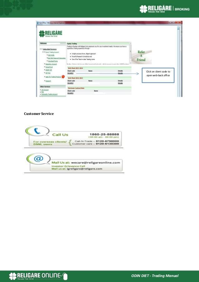 odin diet user manual pdf
