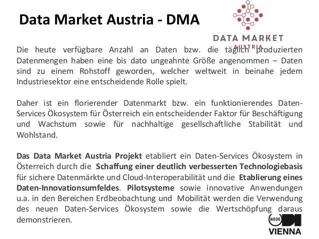 ODI Node Vienna: Best Practise Beispiele für: Open Innovation mittels…