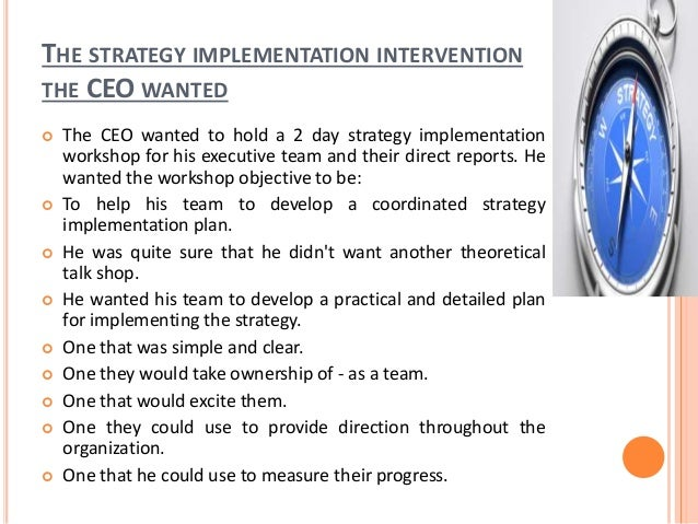 od interventions case study Case study: kenworth motors question 1 how well did the od consultant prepares for the meeting with denton would you have done anything differently.
