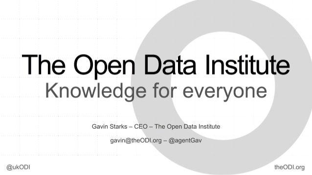 Dozens of countries, hundreds of regions and cities are open data       data.gov – data.gov.uk – datameti.go.jp – data.gou...