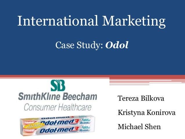 a study on international market