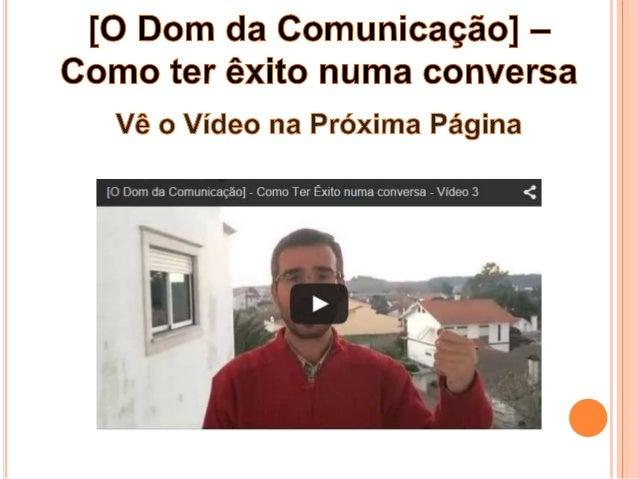 ESTOU DISPONÍVEL PARA TE AJUDAR Jorge Parracho  Podes Seguir-me: https://www.facebook.com/pages/Atreve-te-Ser-Livre  Ema...