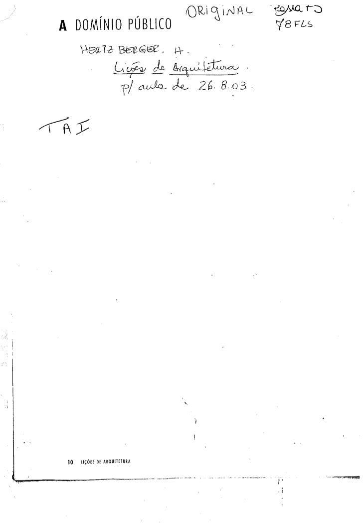 T. A. -  O domínio público